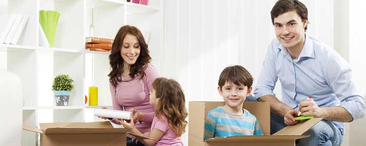 Deposito mobili per trasloco