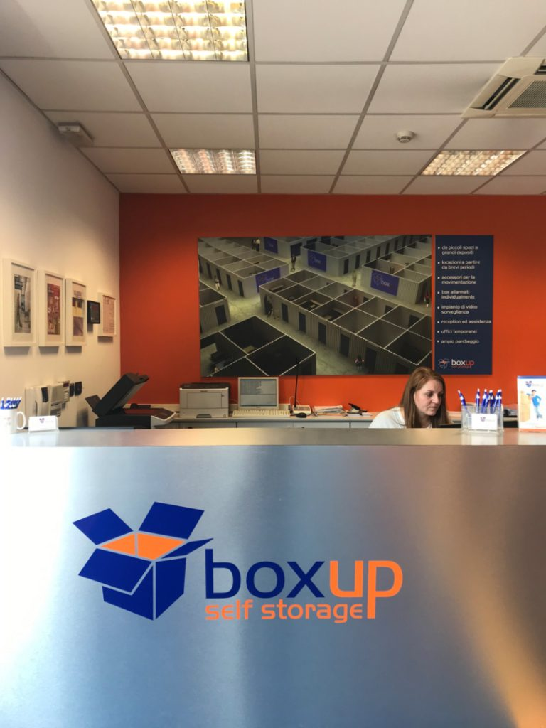 Boxup Self Storage